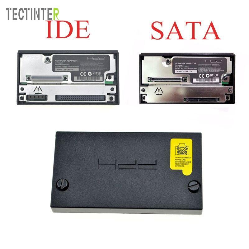 Para sony ps2 sata/ide rede hdd adaptador console de jogo ide sata soquete disco rígido para playstation 2 SCPH-10350