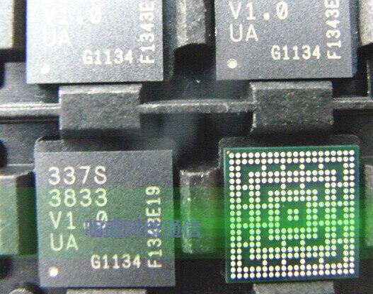 1 piezas 337S3833 banda IC Processor para iPhone 4 4S 4G comunicación CPU teléfono móvil garantizado 100% nuevo y Original en stock