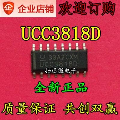 Envío gratuito UCC3818 UCC3818DTR UCC3818D SOP16