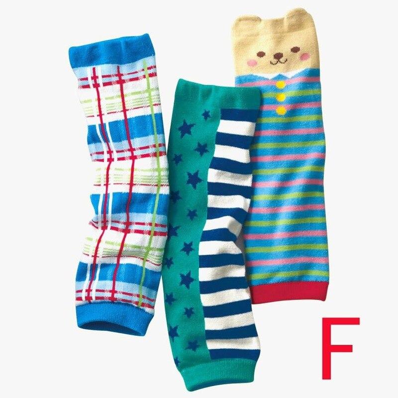 30 par/lote de calentadores de algodón para bebé, calentadores de brazo de bebé para Otoño Invierno 0-1 años de edad, calentadores de piernas para niños y niñas