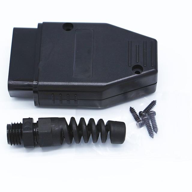 10 шт., универсальные 16 контактные 16 контактные разъемы EOBD2
