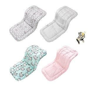 Newborn Baby Car Stroller Seat Cushion Kids Push Car Cart Chair Seat Trolley Soft Mattress Baby Stroller Cushion Pad Accessories