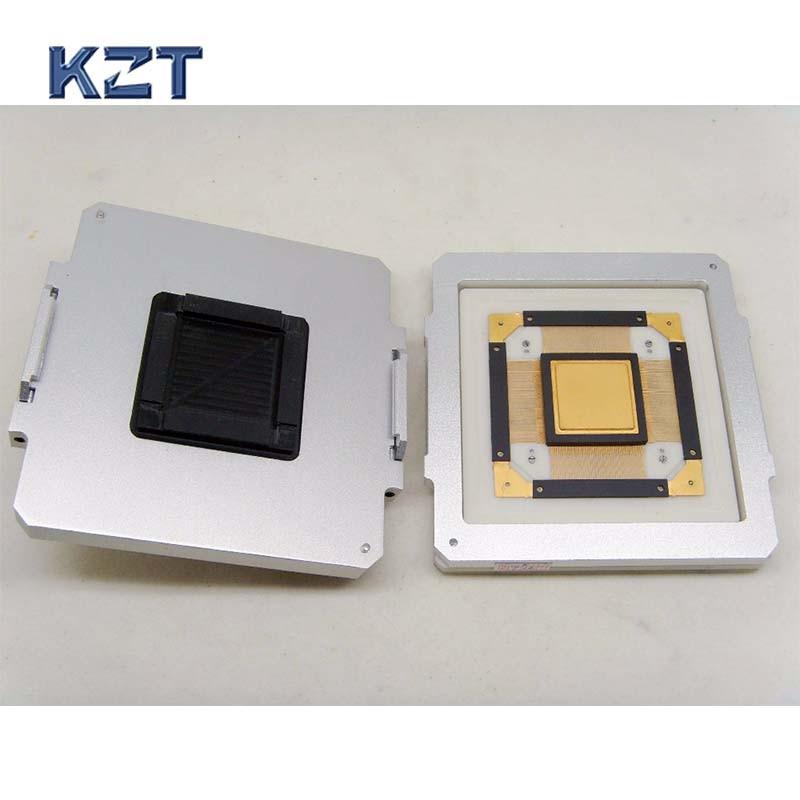 DX3078 مقبس/محول مع صدفي سبيكة CQFP208 QFP208
