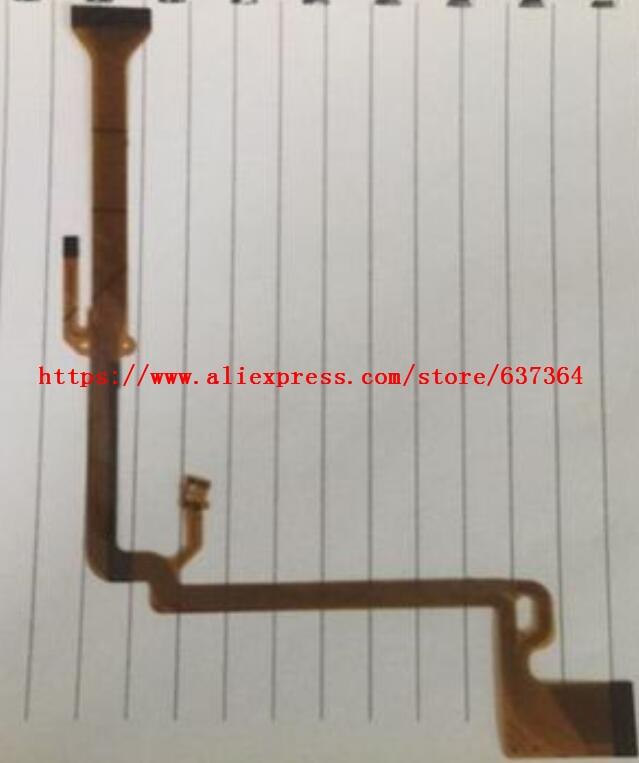 Nuevo cable flexible de LCD para Panasonic Lumix DMC-FZ200 FZ200 pieza de reparación para cámara digital