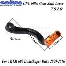 Levier de changement de vitesse pour moto   690, embout pliant, levier de vitesse pour KTM 2009 Duke 2017-690, Enduro R 2014 2015 2016 2017 2018, Husqvarna 701