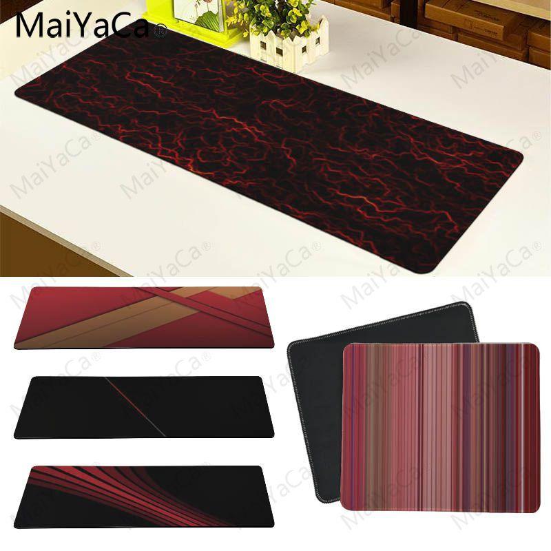 MaiYaCa персонализированные крутые модные игровые коврики для клавиатуры для ночного строительства размер для 18*22 20*25 25*29 30*90 и 40*90 см