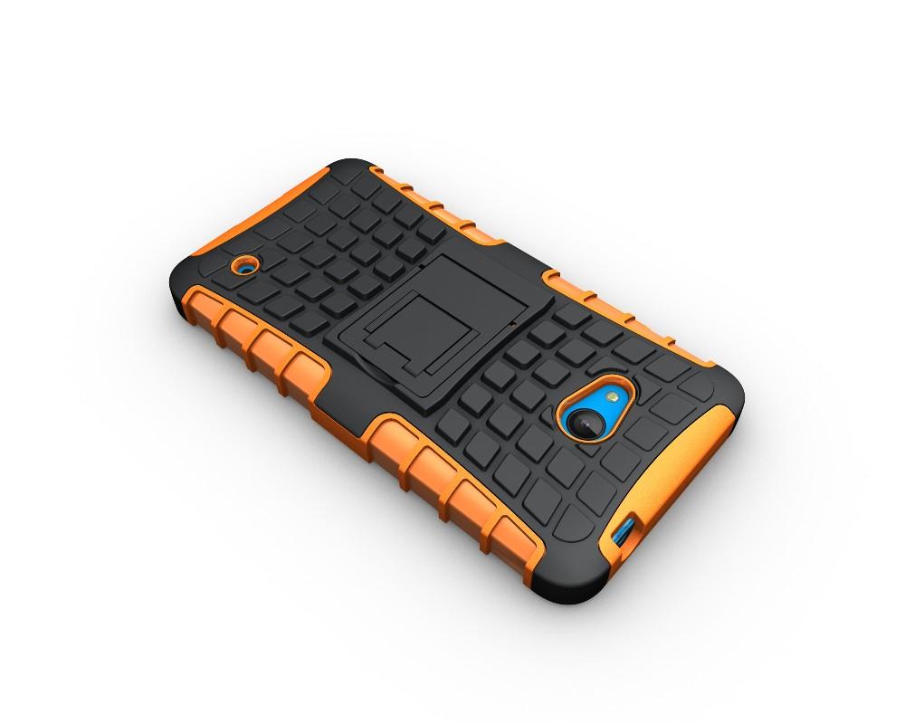 Uchwyt hybrid armor case dla microsoft lumia 650 640 635 630 case tpu obudowa odporna na wstrząsy pokrywa dla nokia lumia 635 640 650 case 51