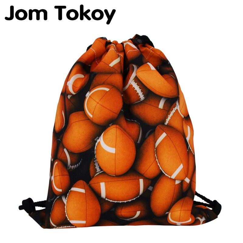 Мужской рюкзак на шнурке с 3D принтом для путешествий и 2019|Мешки кулиской| |