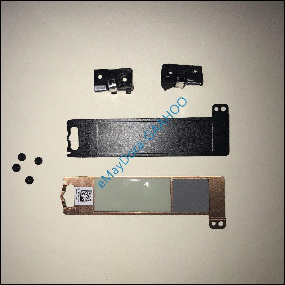 SSD platte für Dell Latitude 5280 5480 5580 5290 5490 5590 5591 Präzision 3520 3530 M.2 NGFF SSD Rahmen und SSD kühlung platte
