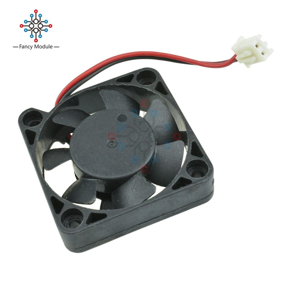 Cooler Axial Fan 12V 40x40x10mm For Arduino Raspberry Pi Computer 3D printer CF