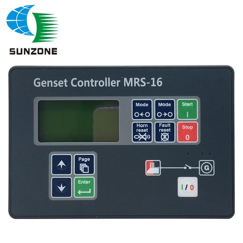 Painel de Controle Do gerador MRS16 Compatível Com o Original