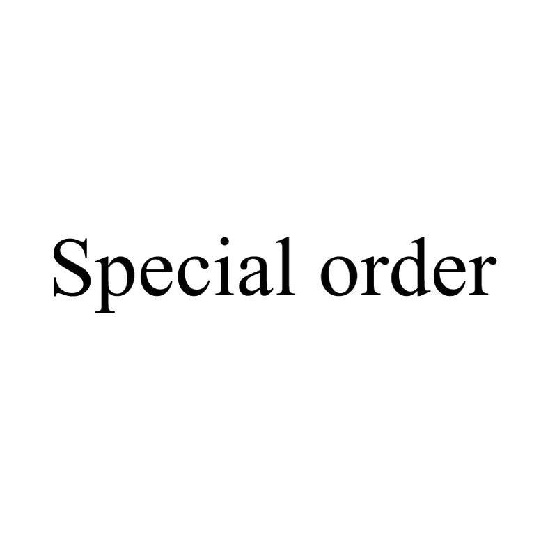 رسوم شحن إضافية ، طلب خاص