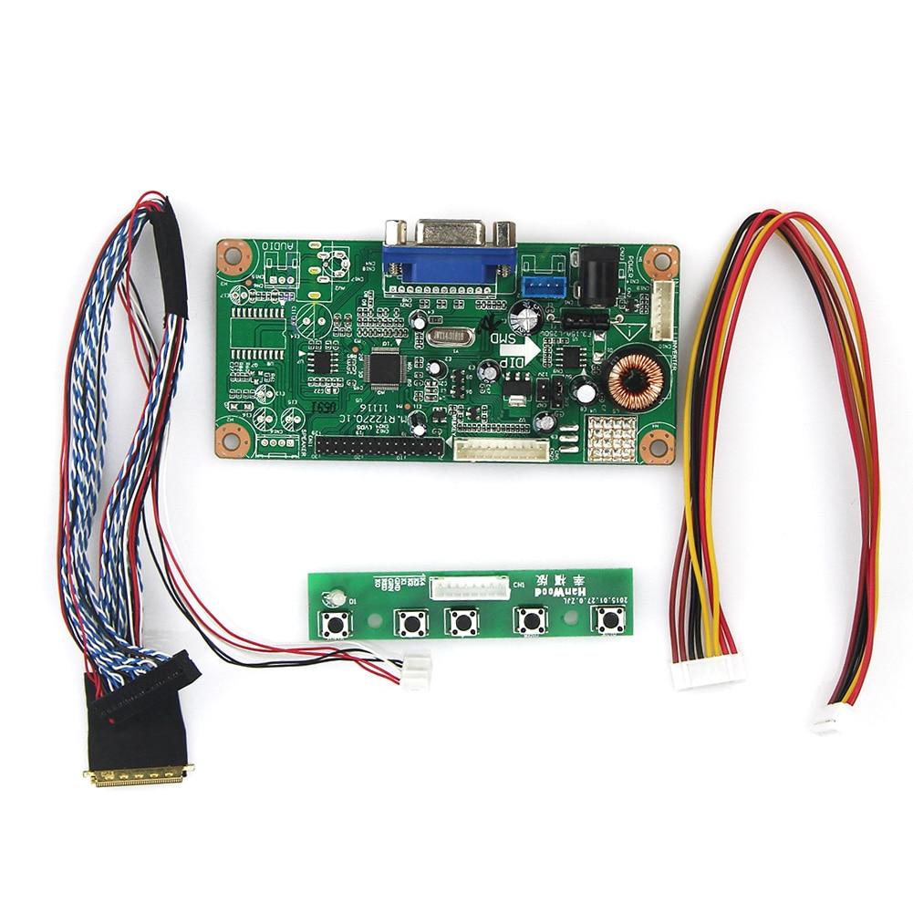 M RT2270 para B089AW01 V.1 LCD/controlador LED junta (VGA) LVDS Monitor reutilización portátil 1024x600