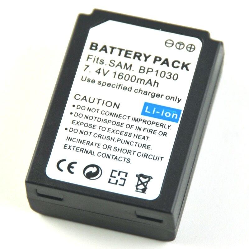 BP-1030 IA ED BP1030 IA-BP1030 BP1130 BP-1130 batería para Samsung NX200 NX200RS NX210 NX2000 NX300 NX300M NX1000 NX1100 NX500