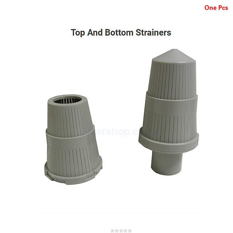 3/4 pulgadas arriba y abajo filtros difusor de agua distribuidor de agua para tratamiento de agua ablandamiento de filtro de arena de cuarzo