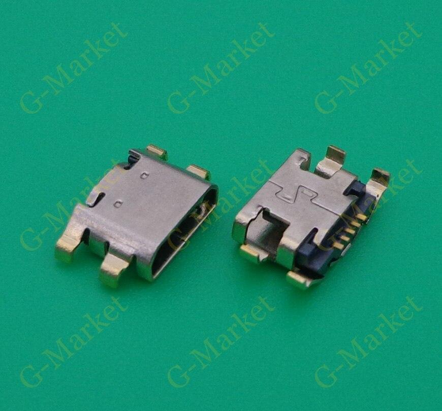 """10 UDS-30 Uds para lenovo TAB 4 8 """"TB-8504F Conector Micro USB puerto de carga jack conector de enchufe piezas de repuesto"""