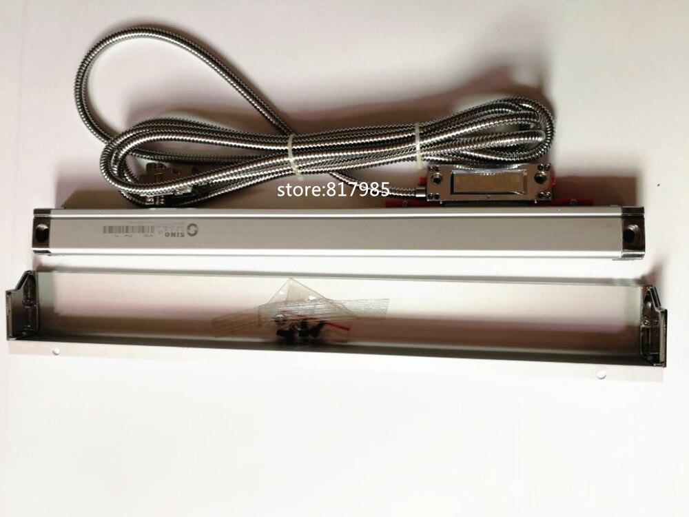 Orginal Sino KA300 5micron linear scale  linear encoder  5V TTL signal for milling lathe machine