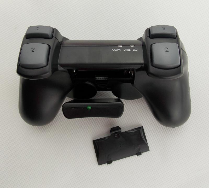 Joystick de juego inalámbrico de 2,4G para mando de juguete RC PS2, consola Playstation 2, Mando de consola Dualshock, Joypad de juego PS 2, estación de juego