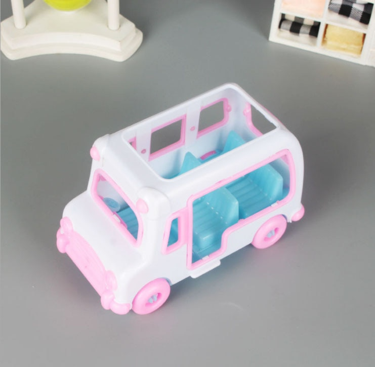 The New Cute Car Accessory  Fit 11.8-inch  Doll Clothes Accessories,The Best Christmas Gift For Chil