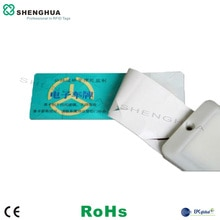 1 stks RFID tag UHF sticker voertuig voorruit EPC 6C 915 mhz 860-960 m waterdicht zonnebrandcrème anti- tear lijm passieve printable