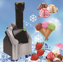 Home electric fruit ice cream machine 200W automatic ice cream maker EU plug food preparation healthy dessert maker