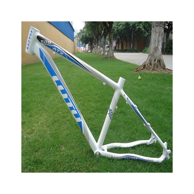 "LUTU ATX600 legierung aluminium 7005 mountainbike MTB rahmen 26 ""X 16""/17 ""für disc bremse montieren"