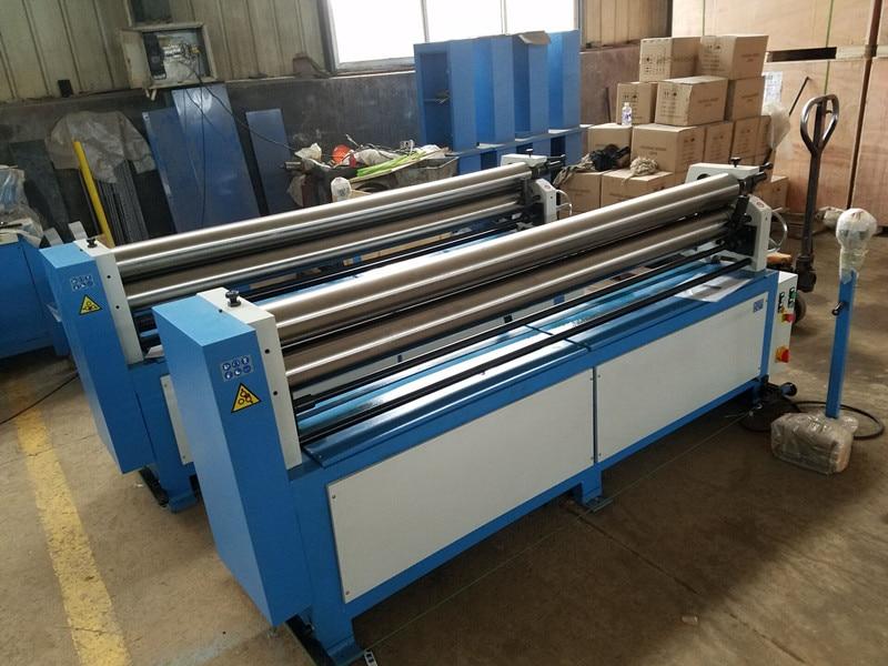 2070*3,5mm eléctrico de la hoja de metal de rollo de máquina de laminación Máquinas Herramientas