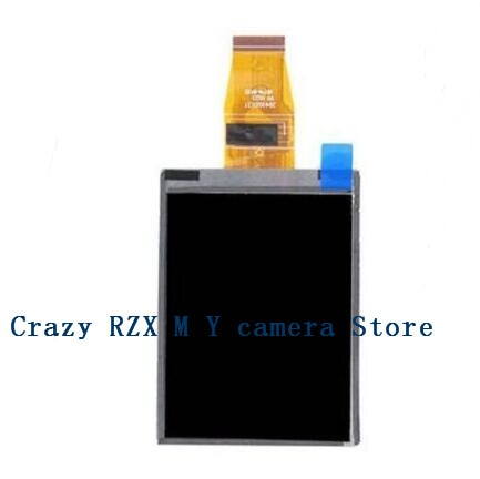 Nueva pantalla LCD para pieza de reparación de cámara NIKON Coolpix S3000 con retroiluminación