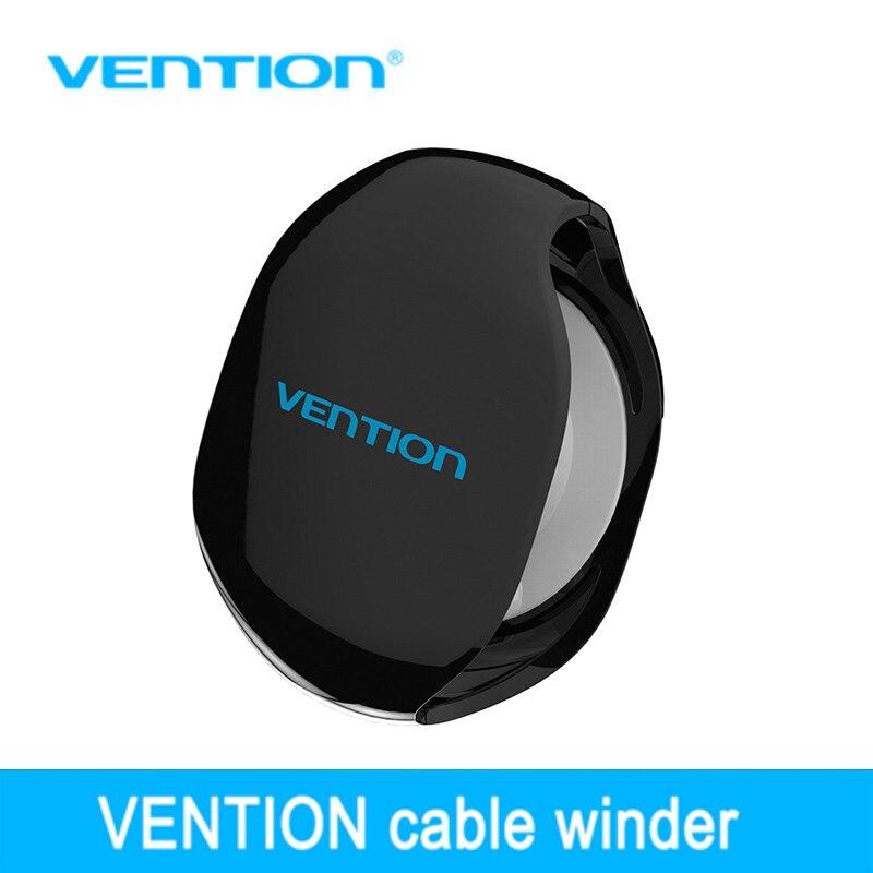 Автоматический держатель шнура Vention для намотки шнура, органайзер для наушников, usb-кабелей и телефонов, автоматическая машина для намотки кабеля
