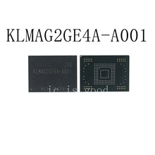 EMMC16G шрифт библиотеки KLMAG2GE4A-A001 KLMAG2GE4A-A002 169 мяч 16g лучшее качество