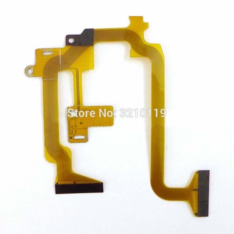 Nuevo cable flexible de LCD para JVC JY-HM85 GZ-HM448 HM670 GZ-HM650 GZ-E208 HM445 HM85 HM448 HM650 HM30 E208 E200 E10 E308 cámara de vídeo