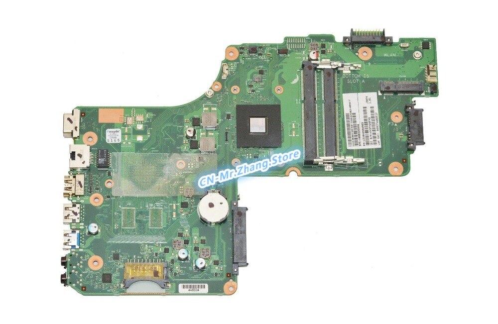 SHELI para Toshiba Satellite C50 C55D C55T Laptop placa base W/A4-5000 CPU V000325090 6050A2556901-MB-A02 DDR3 prueba 100% buena