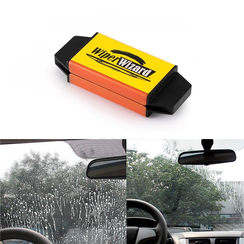 Car Windshield Cleaner Wiper Restorer Car Accessories For Volkswagen POLO Golf 5 6 7 Passat B5 B6 B7 Bora MK5 MK6 Tiguan