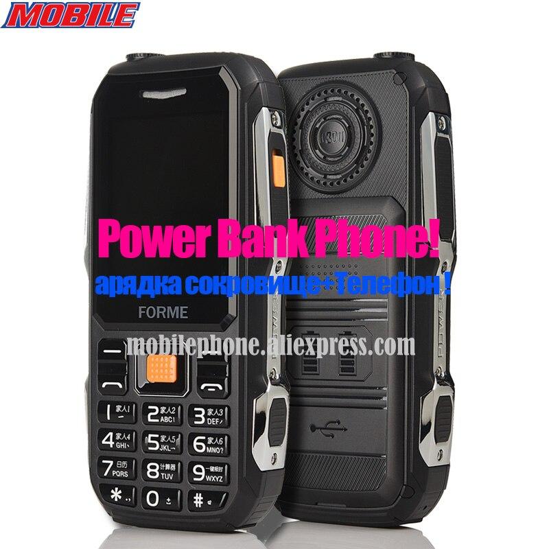 Teléfono Móvil Banco de la energía del! FORME D tipo Real a prueba de polvo a prueba de golpes a prueba En directo/live Prueba teléfonos celulares mejor que piedra v3 v3s n° 1 a9