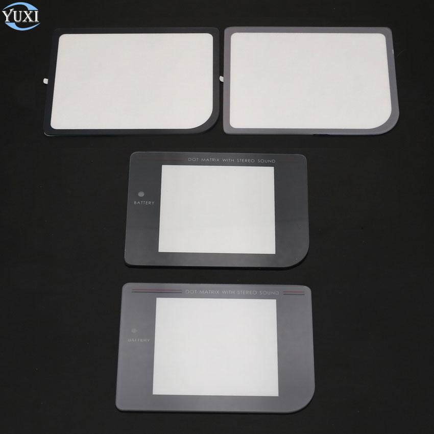 YuXi Für Nintend GameBoy Null DMG-01 Für Raspberry Pi Ändern Protector Glas Bildschirm Objektiv Für GB Konsole