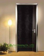 Porte moderne en aluminium pour Restaurant   Porte intérieure écologique personnalisée à vendre