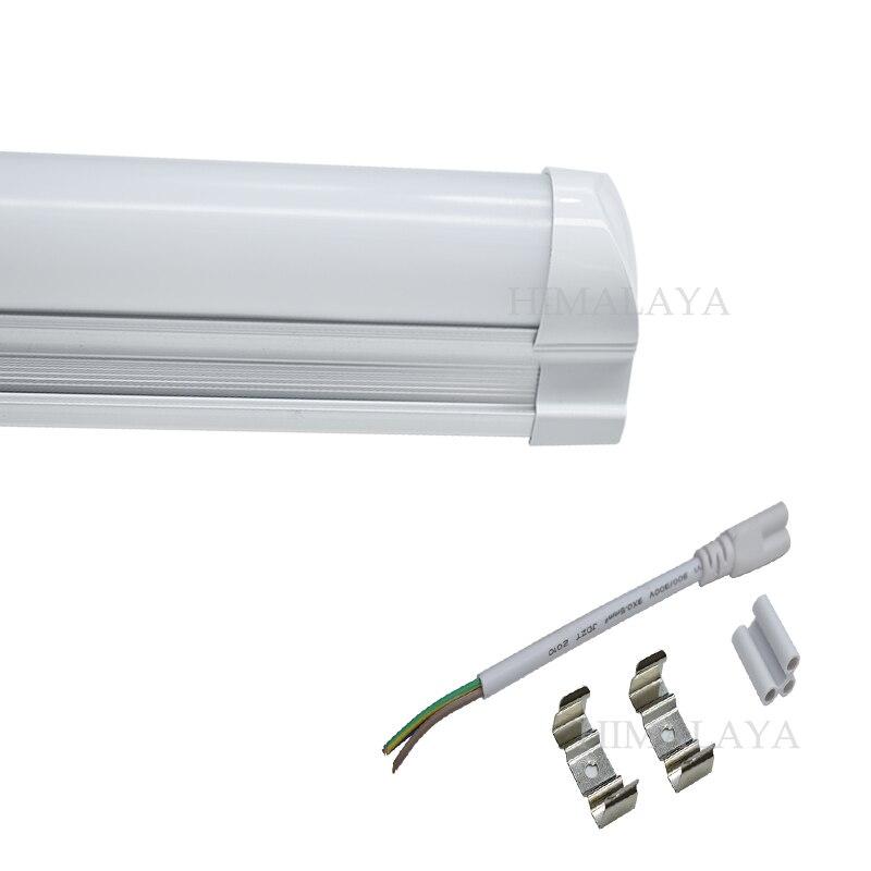 Toika 25 uds forma de V 600mm 0,6 m 2ft 10w tubos Led T8 Tubos Led integrados doble cara SMD2835 AC85-265V
