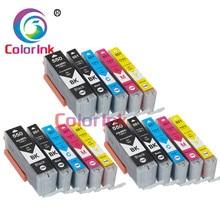 ColorInk 550XL 551XL pgi-550 igp 550 cli-551 cartouche dencre XL PGI550 CLI551 pour Canon PIXMA IP7250 MG5450 MX925 MG5550 6450 5650