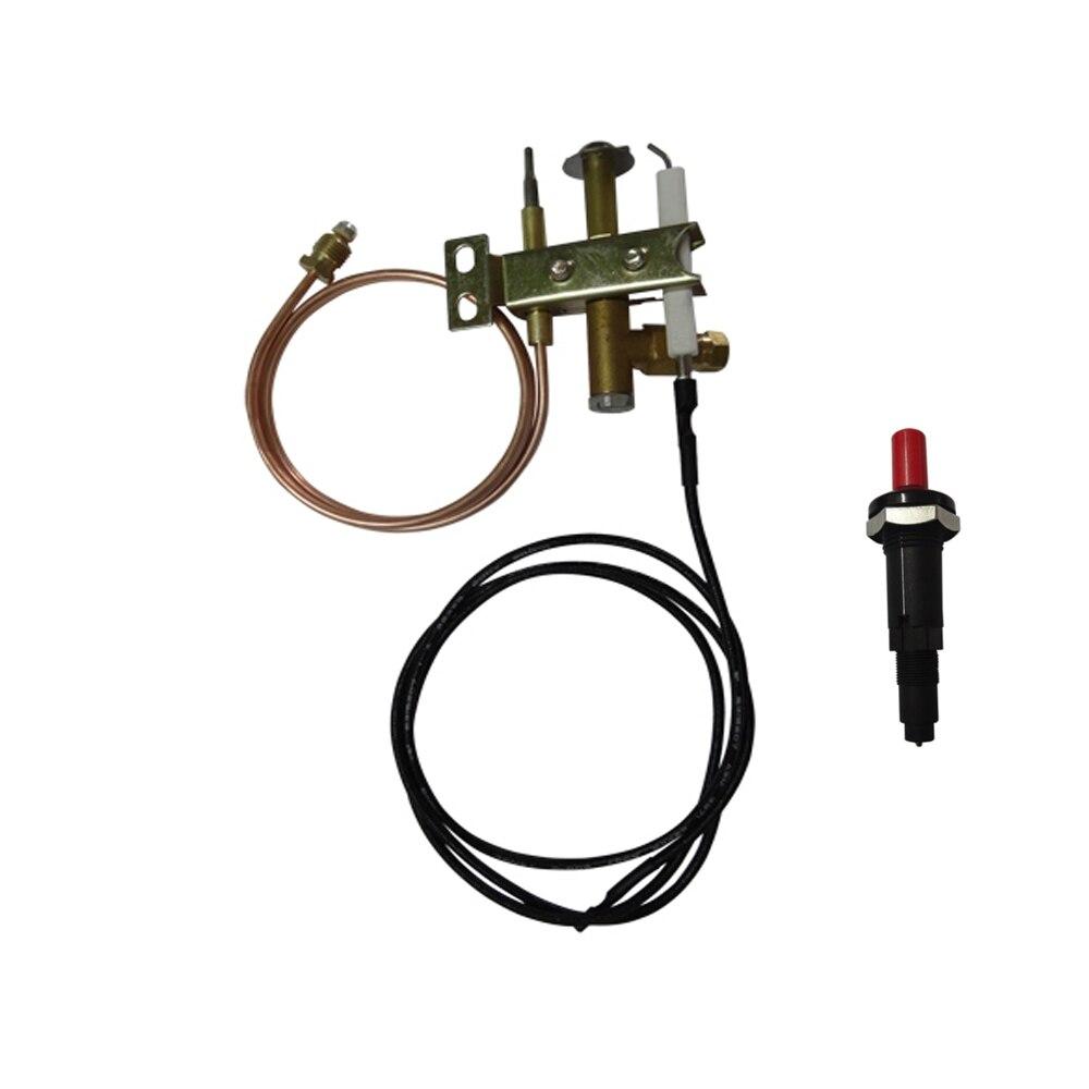 MENSI Commercial Запчасти для кухонной газовой плиты фритюрница пилот горелка датчик