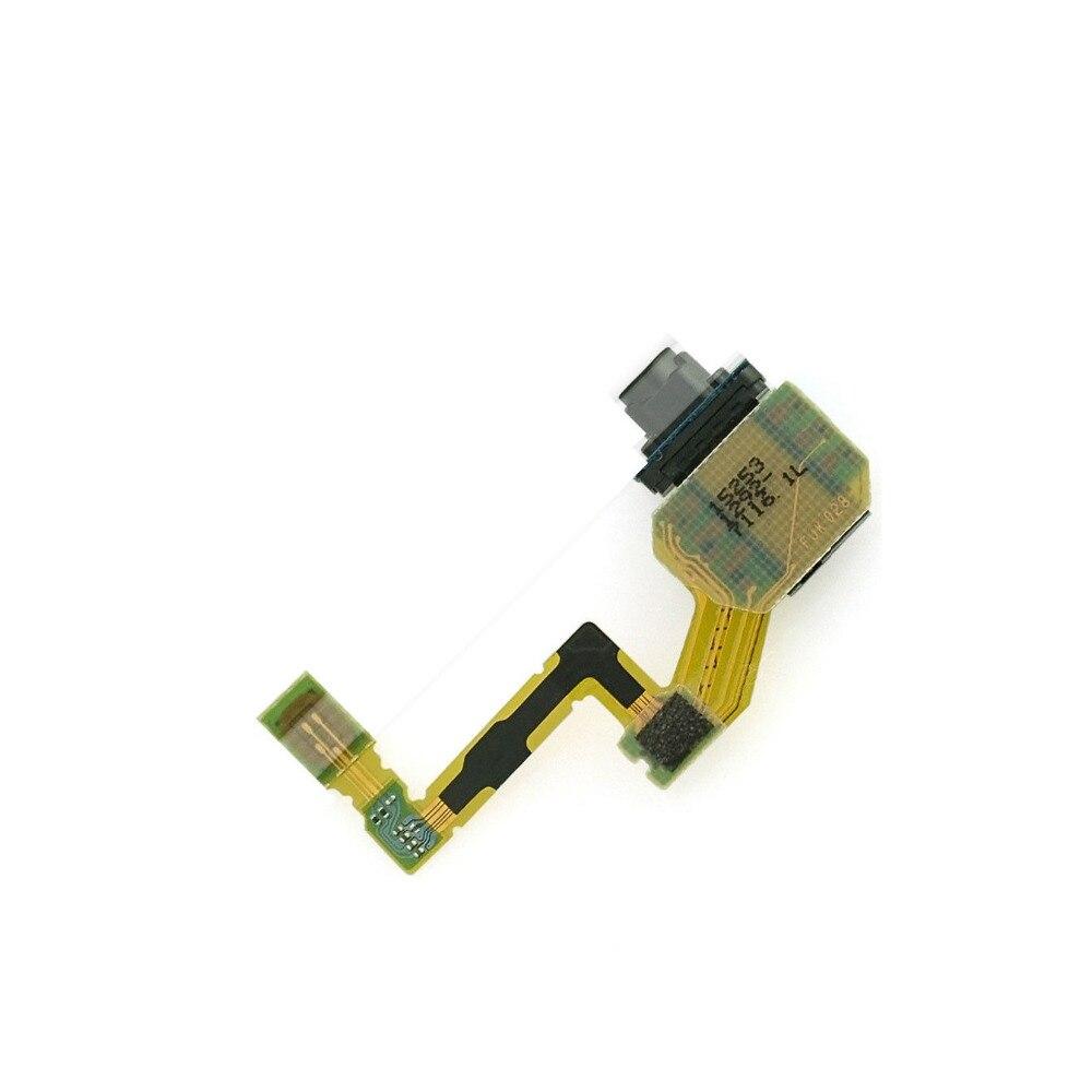 Para Sony Xperia Z5 E6603 E6633 E6653 auricular Audio Jack Flex Cable