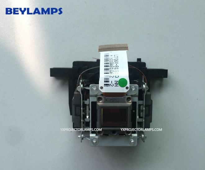 CONJUNTO Original Projetor LCD/LCD Prisma/Painel LCD L3P06X-81G00/L3P06X-82G10 Para Hitachi CP X300 Projetores