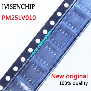 10pcs PM25LV010 25LV010 SOP-8