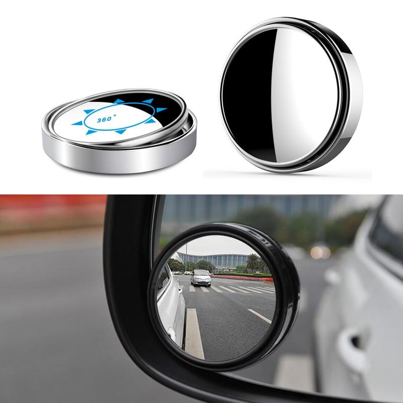 Car Styling Blind Spot mirror view mirror For Lada Granta Kalina Priora Niva Samara 2 2110 Largus 2109 2107 2106 4x4 2114 2112