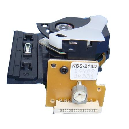 10 pçs/lote original novo KSS-213D lente laser kss213d dvd óptica pick-up