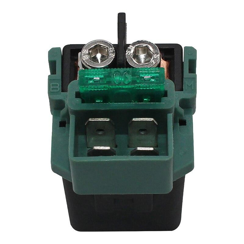 Interruptor elétrico solenóide do relé de partida da motocicleta para honda cbr1000f 1993-1996/cbr1000xx 1997-2003/cmx250 rebel 1996