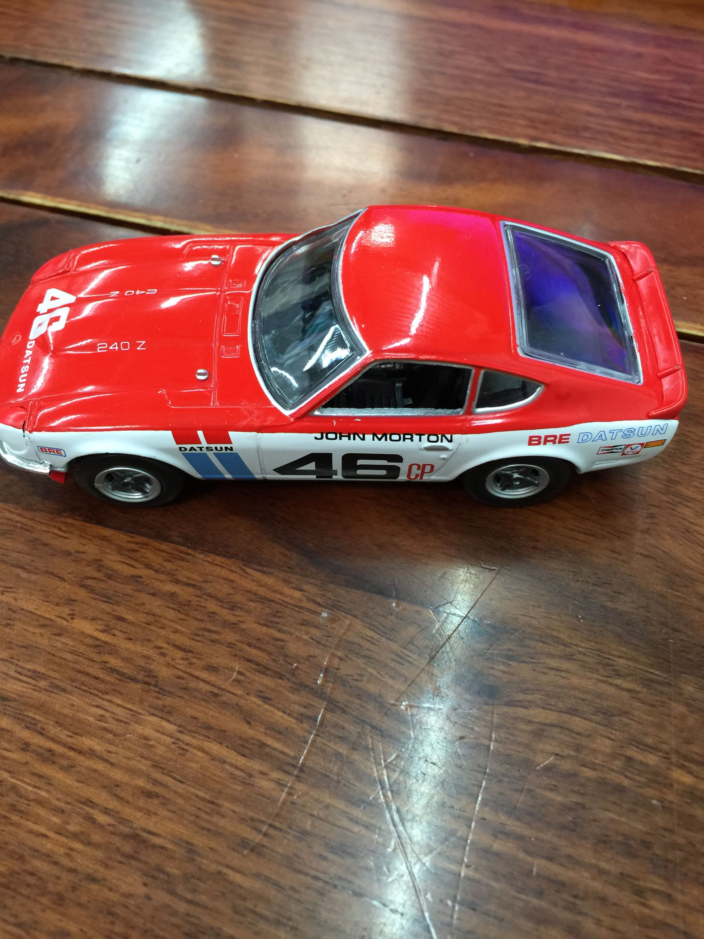 3 teile/los Großhandel Delprado 1/43 Skala Rennwagen Spielzeug 1970 BRE DATSUNS 240Z JOHN MORTON Diecast Metall Auto-modell Spielzeug