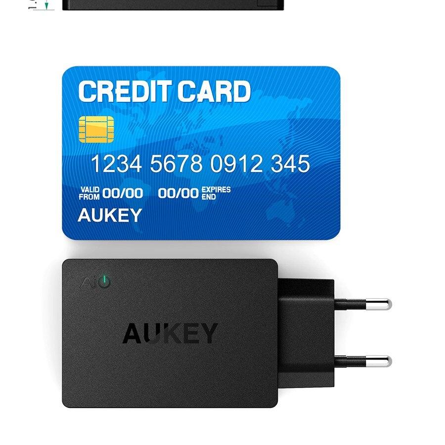Aukey 5v6a uniwersalna ładowarka podróżna usb adapter ue wtyczką amerykańską ściany inteligentna ładowarka do telefonu komórkowego iphone tablet xiaomi red htc sony 13