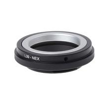 1-10pcs L39-NEX 카메라 렌즈 어댑터 링 l39 m39 ltm 렌즈 마운트 소니 nex 3 5 a7 e a7r a7ii 변환기 L39-NEX 나사