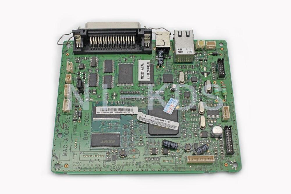 Placa madre JC92-01805A para Samsung ML-2571 piezas de impresora placa principal
