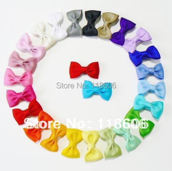 كيمي-قوس شعر للفتيات الصغيرات ، مشبك شعر ، 196 لون للاختيار ، 2.5 سنتيمتر ، شحن مجاني مع DHL
